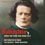 Music for piano four hands ANTON RUBINSTEIN